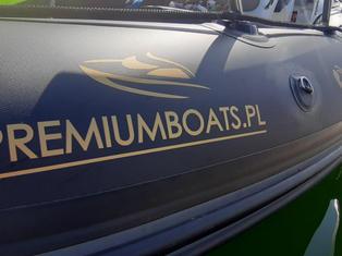 Wynajem motorówki RIB Trójmiasto @ Premiumboats.pl