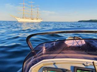 Rejs motorówką Gdynia @ PremiumBoats.pl - Dar Młodzieży