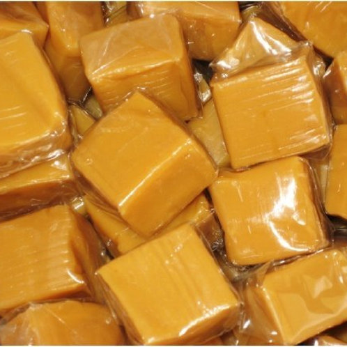 Vanilla Caramel Squares