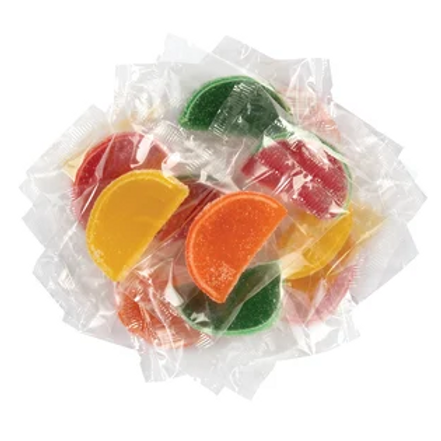 Large Fruit Slices (individually wrapped)