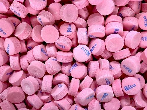 Pink Wintergreen Soft  Mints
