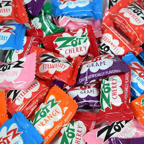 Zotz Assorted Flavors