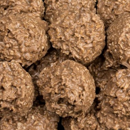 Milk Chocolate Coconut Haystacks