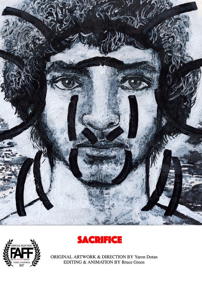 Venice Fine Art Film Festival on May 13th