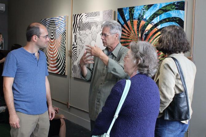 Solo Show at Atrium 26 Gallery