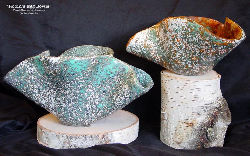Robins Egg Bowls