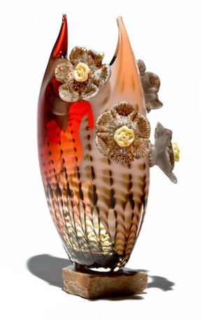 Lisa Pelo Glass Art