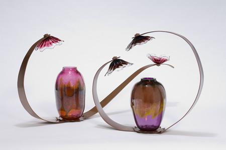 Lisa Pelo Glass Art
