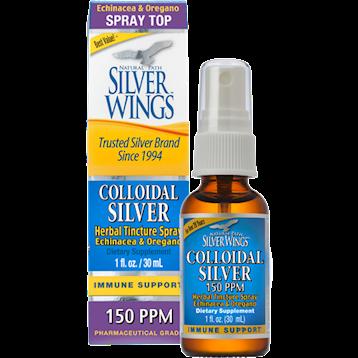 Colloidal Silver Herbal Tincture Spray