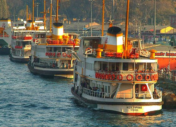 Day trip from Istanbul by plane to Antalya