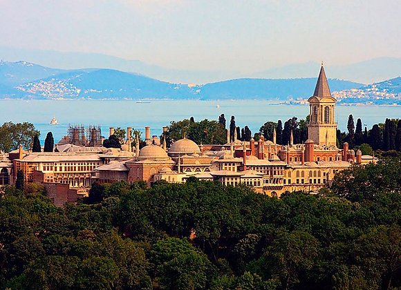 Troy Day tour from Istanbul