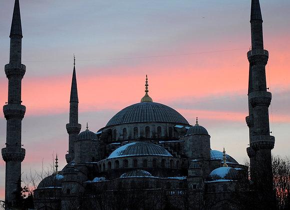 SPLENDID TURKEY - 14 DAYS (ISTANBUL-PAMUKKALE-CAPPADOCIA-FETHIYE-ANTALYA-EPHESUS