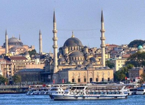 Turkey tour 8 days