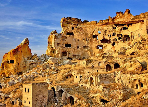 1 night and 2 days: Cappadocia flights