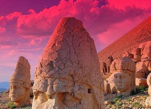 NEMRUT & URFA TOUR STARTING FROM CAPPADOCIA ENDING ISTANBUL