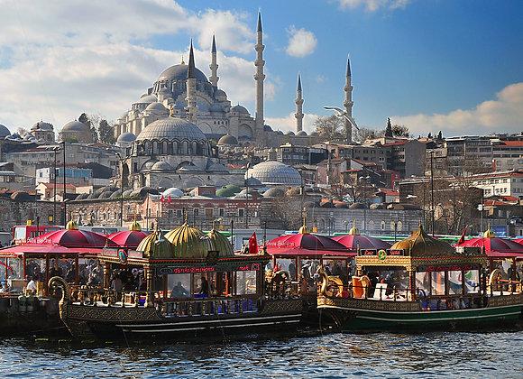 10 day tour in Turkey