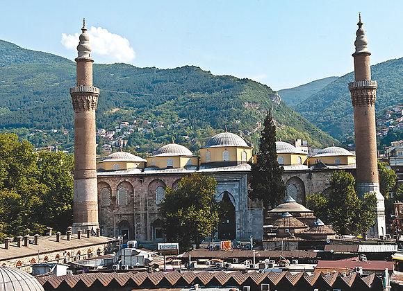 7 days Istanbul and Bursa