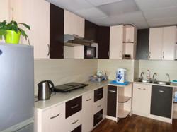 Отель Кемь (кухня)