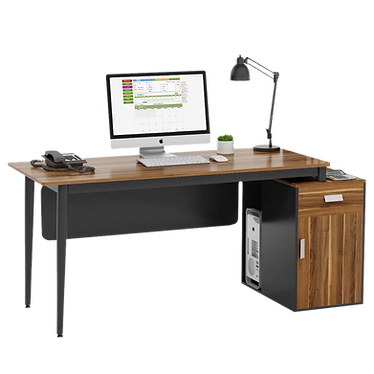 A stock image of a desk
