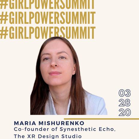 Maria Mishurenko