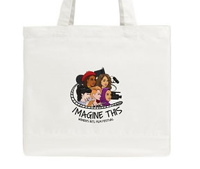 Imagine This Women's Film Fest Tote  - $25 Donation
