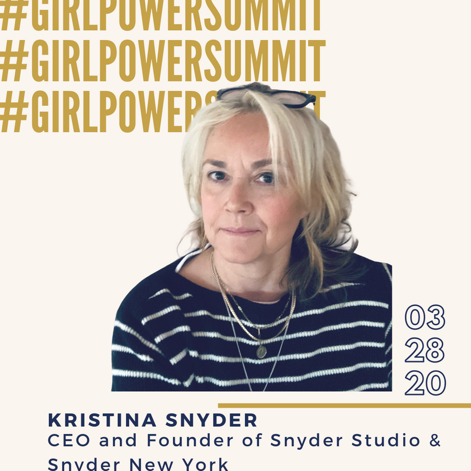 Kristina Snyder