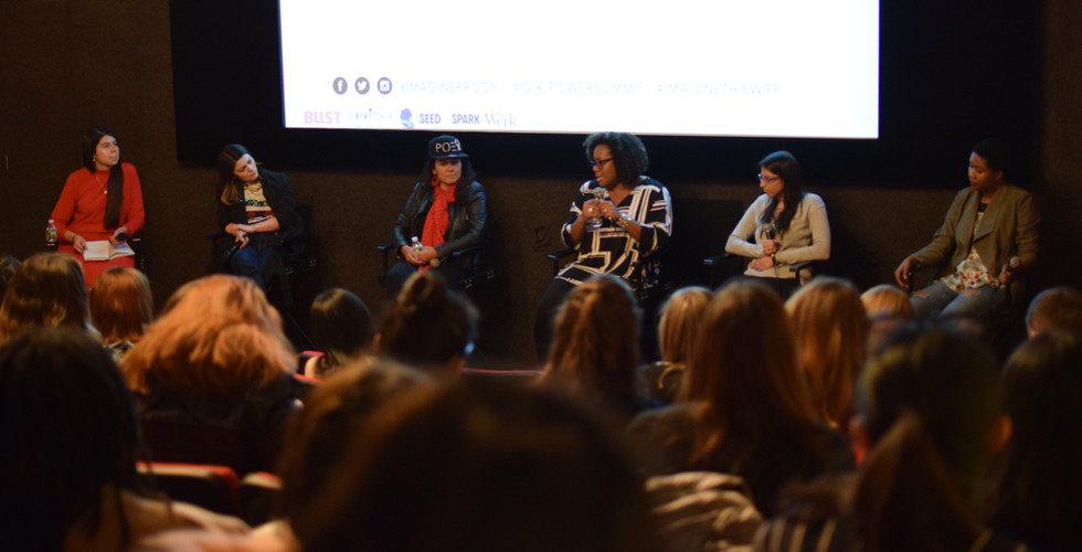 Imagine This Women's Film Fest