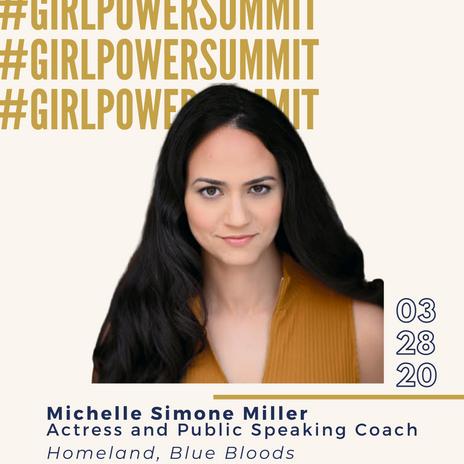Michelle Simone Miller