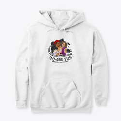 Imagine This Pullover Hoodie