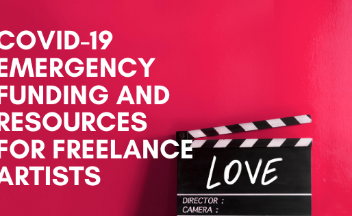 COVID-19 Emergency Funding and Resources for Freelance Artists