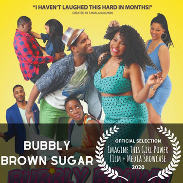 Bubbly Brown Sugar