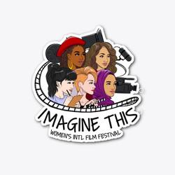 Imagine This Stickers