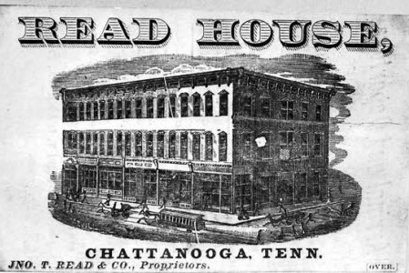 The Read House: A Tragic History and Legend