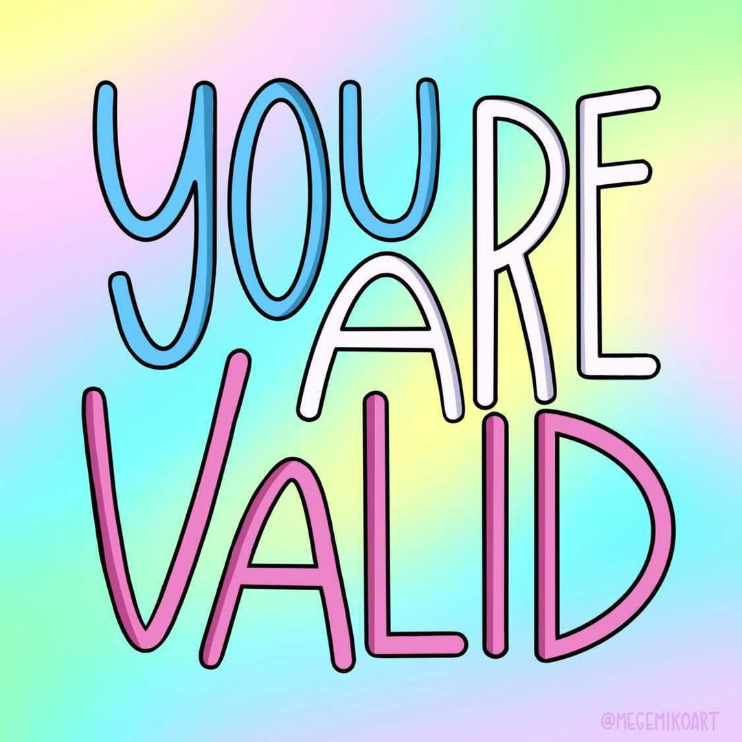 You are valid