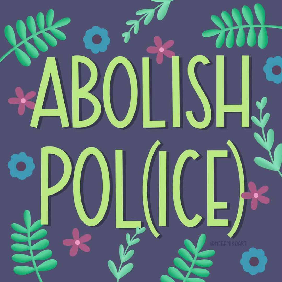Abolish Pol(ICE)