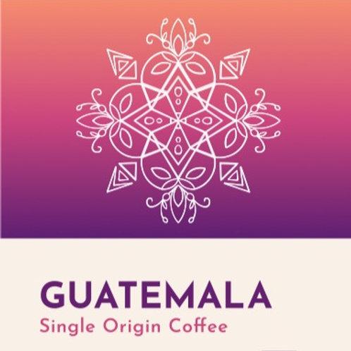 Guatemala Single Origin Roasted Coffee Beans 250g
