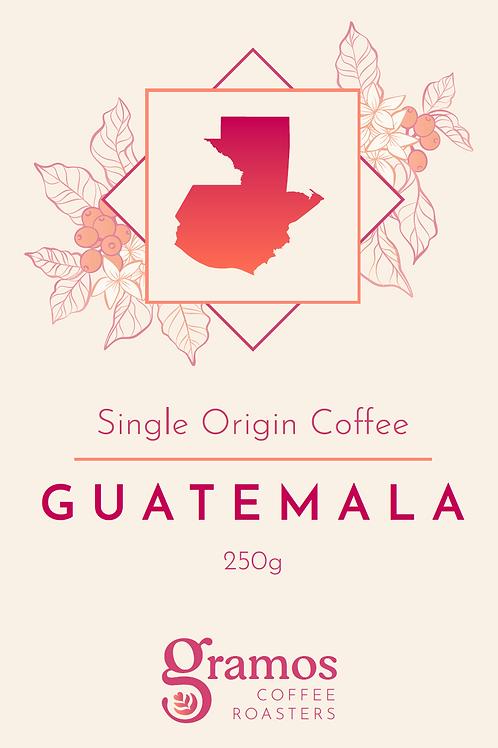 Espresso: Cocoa nibs, brown sugar, florals, nuts, round, balanced.