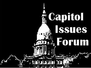 """Inside Election Year Politics"" featuring Susan Demas 3/16 Capitol Issues Forum"