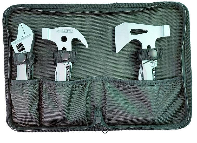 Triple Multi-Tool Set (Case 20)