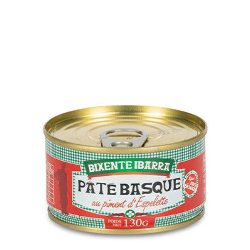 Pâté basque au piment d'Espelette