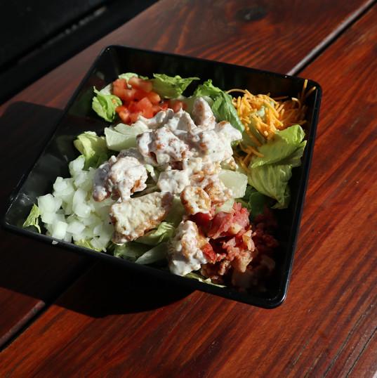 Chicken Bacon Ranch Salad