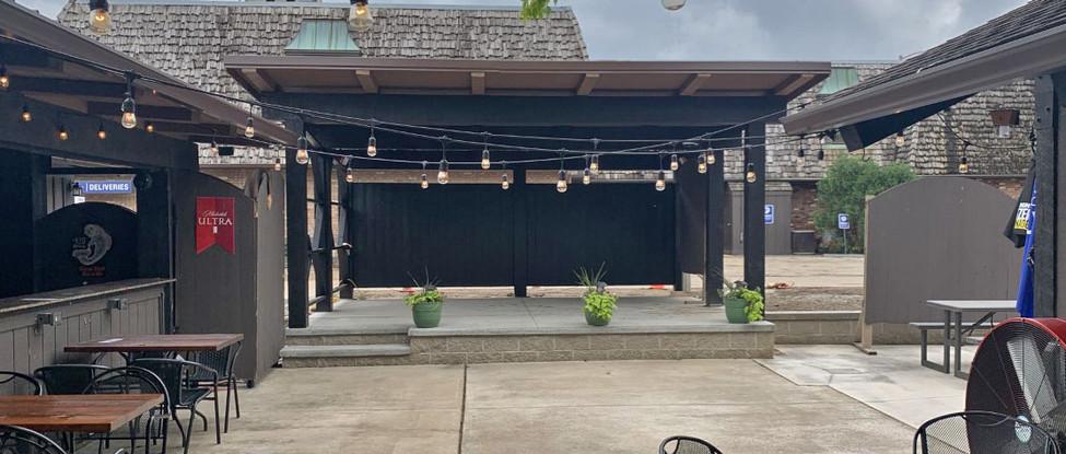 Beer Garden Stage