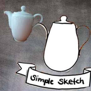 Simple Sketching - Einfach einprägsam