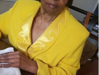 Funeral Announcement of Helen Mae Artis-Harrison