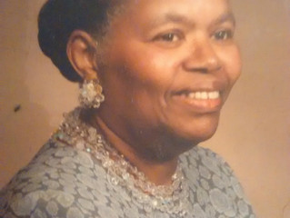 Funeral Announcement of Phyllis Catrena Stanmore (Age 75)