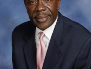 Funeral Announcement of Rev. Vamplah L. Diggs (Age 64)