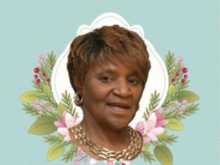 Funeral Announcement of Barbara K. Brown