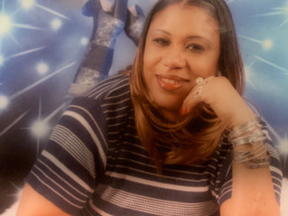 Funeral Announcement of Cynthia Barnes-Adkins