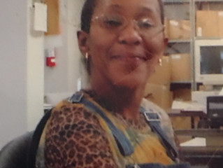 Funeral Announcement of Toni Y. Strickland (Age 58)
