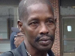 Funeral Announcement of Lawrence E. Rucker (Age 54)